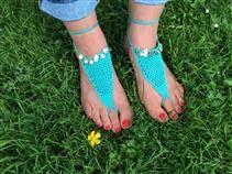 Discover Me : Margaret Weston : Barefoot Sandals