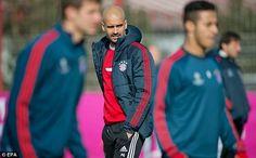Guardiola is compelled to change the style of Bayern Munich Pep Guardiola, Motorcycle Jacket, Munich, Under Armour, Rain Jacket, Windbreaker, Change, Jackets, Style