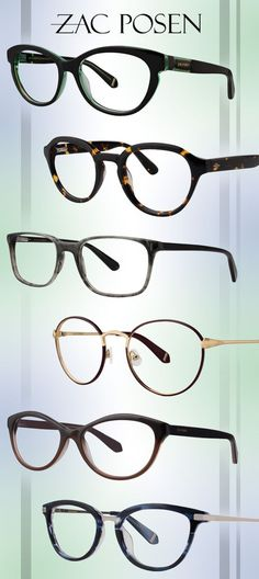 9f372eaf5aa Zac Posen Eyewear -- Get the latest eye wear fashions at https