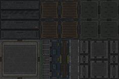 doom 3 crate texture - Google Search