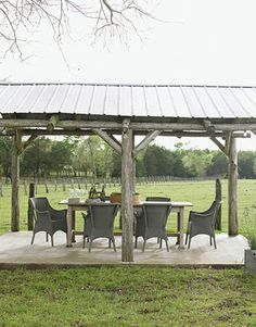 Ginger Barber's Small and Rugged Design in Texas - House Beautiful#slide-1#slide-8