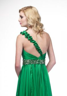 Haha who knew my senior prom dress would show up on pinterest...