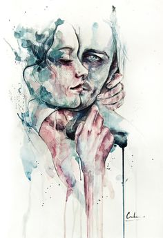 Agnes-Cecile - forever yours freckles Art Print