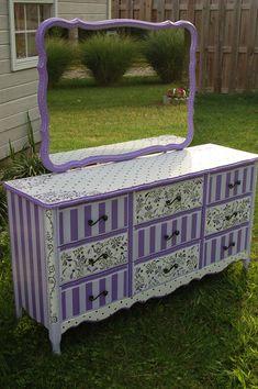 The Grape Escape   madteapartyfurniture   Flickr
