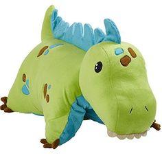 99f8f050a10e Pillow Pets Dinosaur Green 18