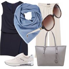 Curvy everyday  outfit donna Trendy per scuola universit  e ufficio  eba2e8f0131