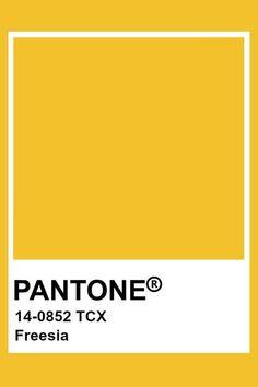 Pantone Color Chart, Pantone Colour Palettes, Pantone Colours, Pantone Swatches, Color Swatches, Paleta Pantone, Yellow Pantone, Color Psychology, Colour Pallete