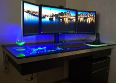 You've heard of a desktop PC, but what about a PC that actually is a desk?