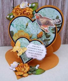 Best of Betsy's - Kaisercraft's Be-You-Tiful collection. Card Making Paradise template.