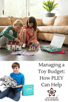 When you have five kids and you do not do extravagant birthday parties and holiday celebrations, you have to find a way to manage a reasonable budget for toys and activities. Deal Sites, Family Budget, Save The Day, Legos, Your Child, Cool Kids, Activities For Kids, Budgeting, Finance
