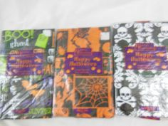 Halloween Tablecloth Flannel Backed Vinyl Pick Your Size New  #diningfashions