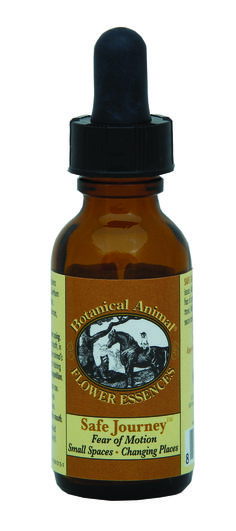 Travel Anxiety Remedy | Botanical Animal Safe Journey™