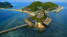 Welcome the Year of the Sheep at HUMA Island Resort & Spa! - When In Manila Philippines Palawan, Philippines Beaches, Philippines Travel, Beautiful Islands, Beautiful Beaches, Cool Places To Visit, Places To Travel, Philippines Destinations, Bungalow Resorts