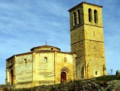 Fotos de: Segovia - Iglesia de la Vera Cruz - Románico