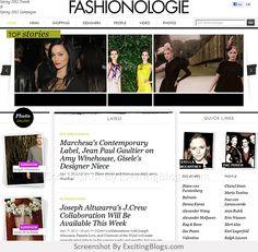 fashionologie - fashion news, fashion shows, designers, models and more . . . - Click to visit site:  http://1.33x.us/J6CqGA
