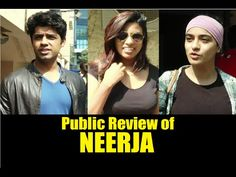 CHECKOUT Public Review of NEERJA | Sonam Kapoor.  See the full video at : https://youtu.be/tp7nR7HdcPI #sonamakapoor #neerja