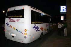 Buzón - Alquiler de minibus y microbus en Madrid - Excursión en Toledo