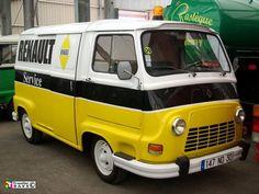 """Renault Estafette """"Renault Service"""""""