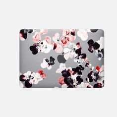 "Casetify Macbook Pro 15"" (2016 - 2017) Macbook Snap Case - Romantic pansy petals by oana"