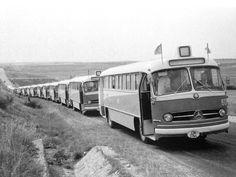 1959 yılı İstanbul Belediye otobüs filosu