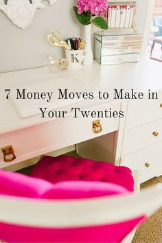7 Money Moves to Make in Your Twenties - Elana Lyn