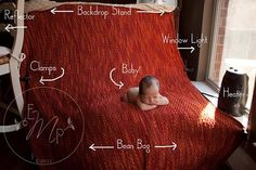 Very helpful Flickr pool for creating awesome newborn & baby   http://your-lovely-new-born-photos.blogspot.com