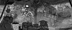The Art of Guillermo del Toro's Trollhunters