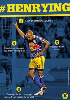 Henrying  #Thierry #Henry #Soccer