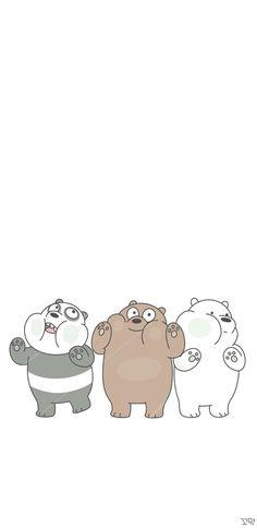 Cute Panda Wallpaper, Disney Phone Wallpaper, Cartoon Wallpaper Iphone, Bear Wallpaper, Iphone Background Wallpaper, Galaxy Wallpaper, Panda Background, We Bare Bears Wallpapers, Panda Wallpapers