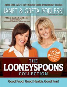 The Looneyspoons Collection - Good Food, Good Health, Good Fun! by Janet Podleski. Buy this eBook on #Kobo: http://www.kobobooks.com/ebook/The-Looneyspoons-Collection/book-sg0ZIJXekE-aokt30Tx6Bg/page1.html
