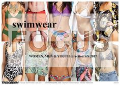 トレンド : The definitive swimwear report provides an insight into the new developments driving trends forward into 2017. (#563780)