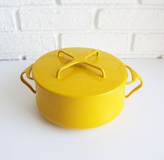 Vintage Dansk Kobenstyle Pot by kibster on Etsy