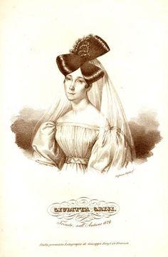 Giuditta Grisi 1837