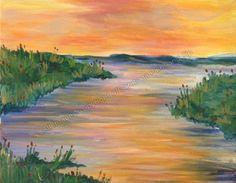 Saratoga Paint & Sip Studio