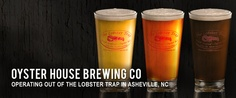 Asheville, The Oyster House Brewing Company is a small micro brewery ...
