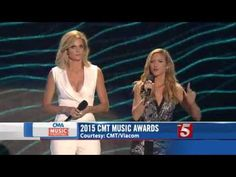 CMT Awards - Country Stars Pack Bridgestone For CMT Music Awards