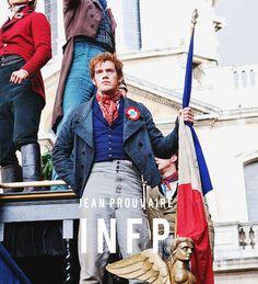 """Jean """"Jehan"""" Prouvaire - INFP - Les Miserables"""