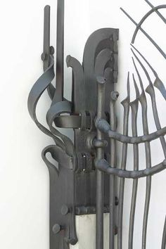 Gates & Railings  |  Claudio Bottero. pinned by Cappy: