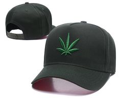 1e44fbb5187 DGK Baseball Caps Weed Leaves Army Green 005