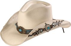Bullhide Sweet Seduction Straw Cowgirl Hat