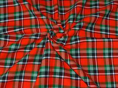 AfricanTribal 100% Acrylic Masai Maasai Shuka by KitengeTextiles
