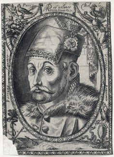 King Stephen Báthory by Anonymous, 1586/1615 (PD-art/old), Germanische…