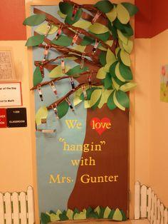 Teacher Appreciation Door Classroom DoorKindergarten