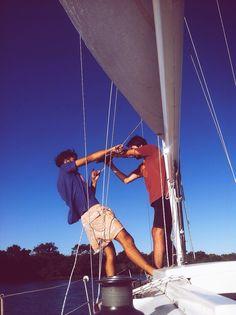 Salimos a navegar! #boat #river #weekend