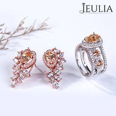 2018 Jeulia Jewelry New Products Release. Valentine's Day Gift Ideas on Jeulia. #JeuliaJewelry #Valentinegift