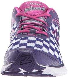 a76357180899 Zoot Womens Solana 2W Running Shoe Check Deep Purple 8 M US  gt  gt