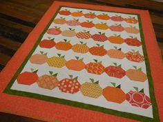Pumpkin Quilt | Diane Woodward