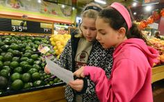 Shopping trip teaches students about math, budgeting A class from an elementary school in New Jersey used a recent field trip to a grocery store to practice their math skills. Students calculated prices based on weight and determined final prices on discounted items, all while trying to keep within a $100 budget. The trip, part of the Young Consumers program, also offered lessons in nutrition.