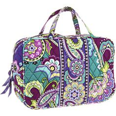 Vera Bradley Grand Cosmetic Vera Bradley Luggage 0ab93b86bc498
