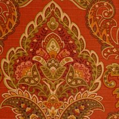 Low prices and free shipping on RM Coco fabrics. Only 1st Quality. Find thousands of luxury patterns. $5 samples available. Item RM-SIEGFRIED-CINNAMON. $31.50 Curtain Fabric, Curtains, Blood Orange, Damask, Rust, Cinnamon, Fabrics, Decorating Ideas, Free Shipping